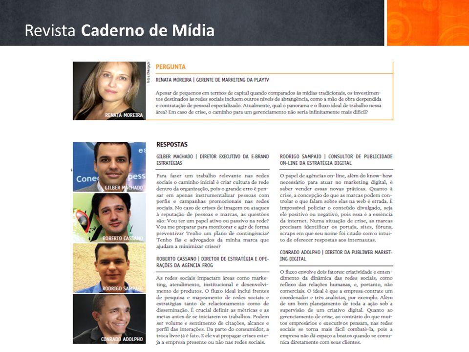 Revista Caderno de Mídia