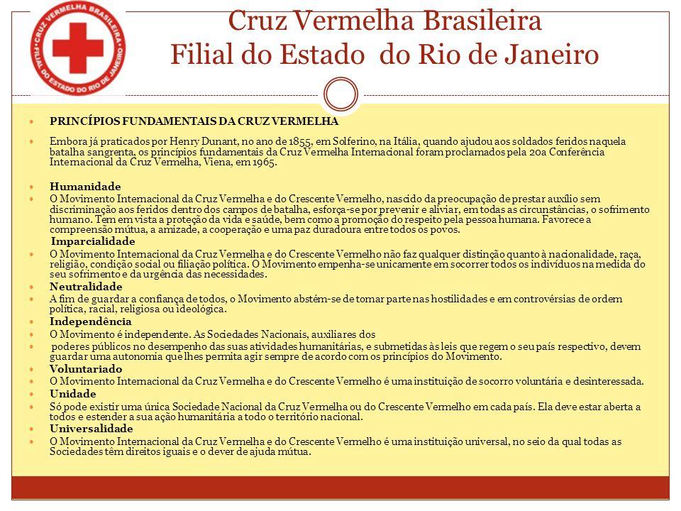 Cruz Vermelha Brasileira Filial do Estado do Rio de Janeiro Violência Verbal: A violência verbal normalmente se dá concomitante à violência psicológica.