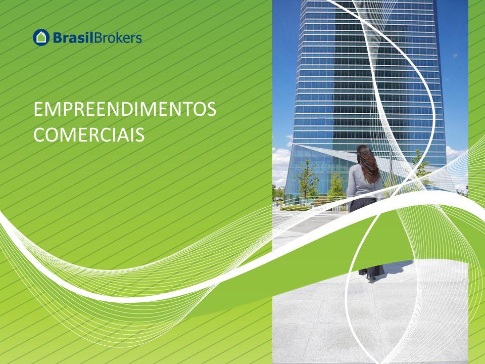 EMPREENDIMENTOS COMERCIAIS A IMPORTÂNCIA DA LOCALIZAÇÃO Dê exemplos de empresas importantes instaladas na região.