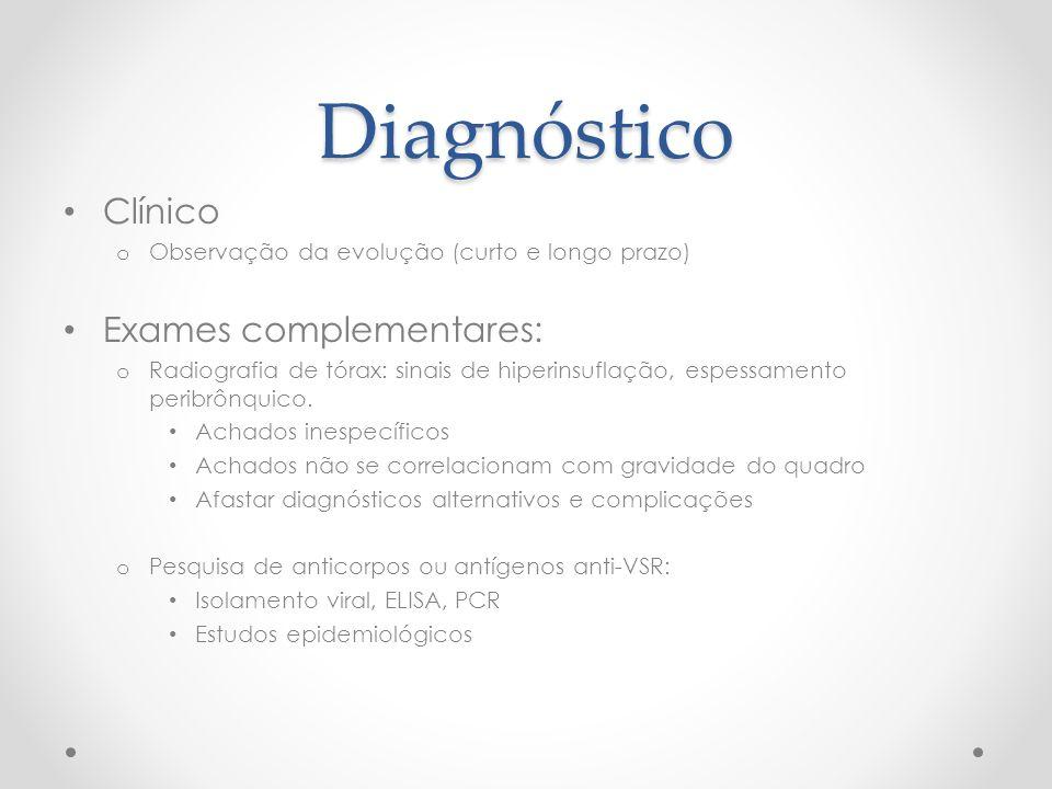 Diagnóstico diferencial Asma o Recorrêcia das crises.