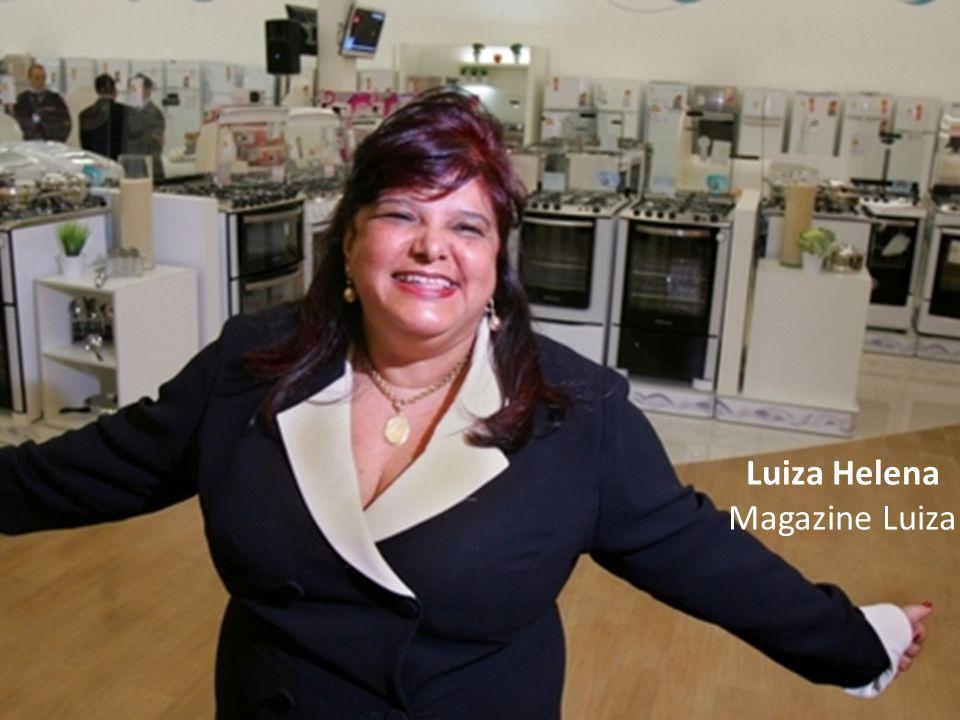 Empresas mais competitivas e duradouras. Luiza Helena Magazine Luiza
