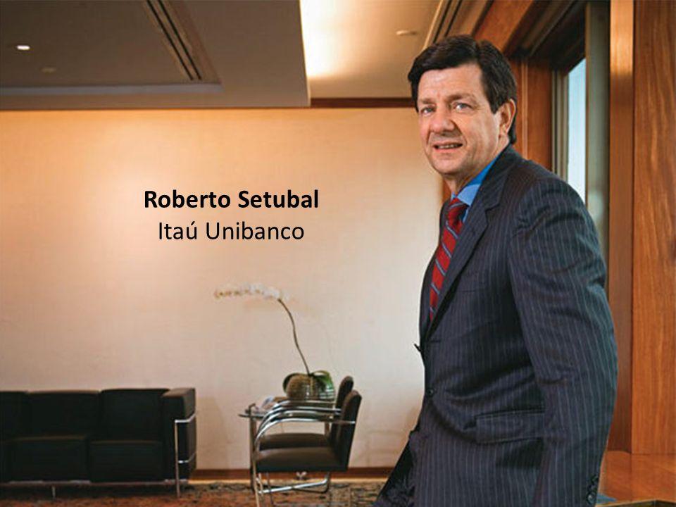 Empresas mais competitivas e duradouras. Roberto Setubal Itaú Unibanco