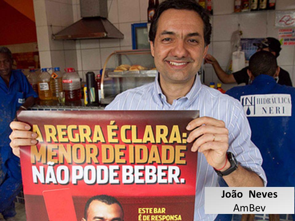 Empresas mais competitivas e duradouras. João Neves AmBev