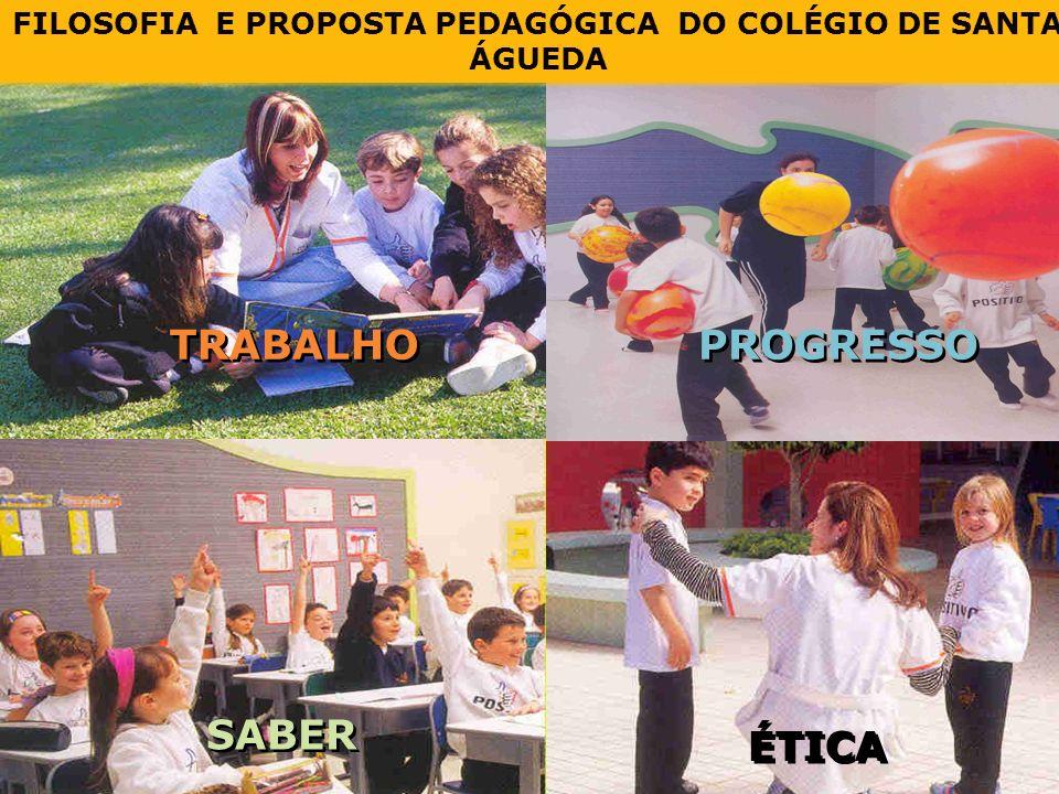 O COLÉGIO DE SANTA ÁGUEDA, AFIRMA SUA PROPOSTA PEDAGÓGICA NOS IDEAIS DA EDUCAÇÃO EVANGÉLICO-LIBERTADORA, DA DEMOCRACIA E DA CIDADANIA, ASSUMINDO COMO DIRETRIZES PEDAGÓGICAS: ABORDAGEM CURRICULAR CENTRADA NO PRINCÍPIO DA INTERDISCIPLINARIDADE E NA CONCEPÇÃO SÓCIO INTERACIONISTA DE CONSTRUÇÃO DO CONHECIMENTO.