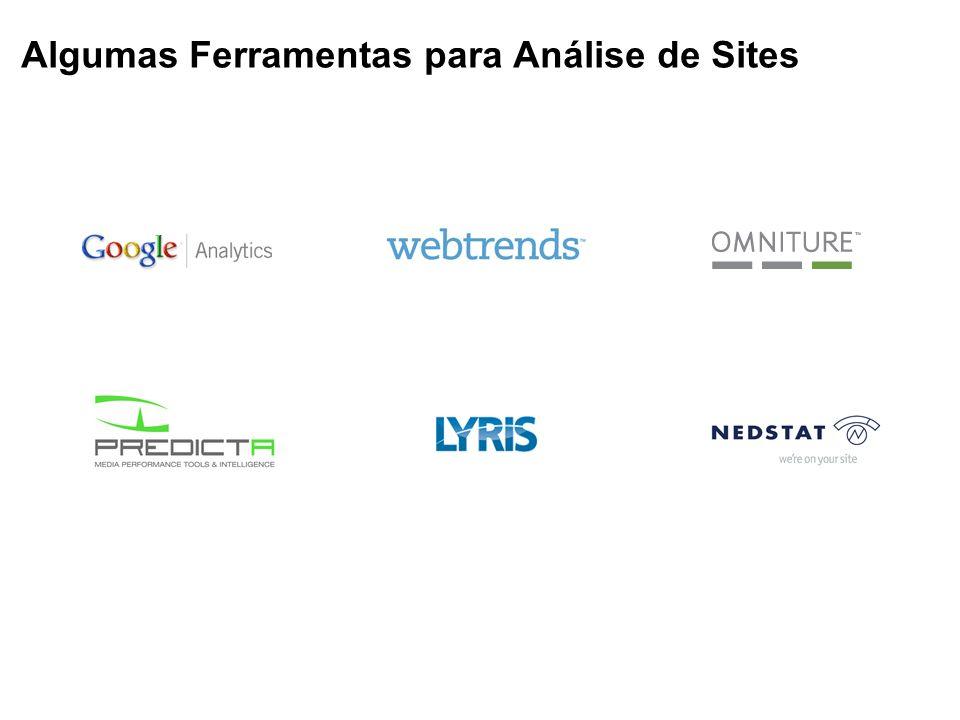 Algumas Ferramentas para Análise de Sites