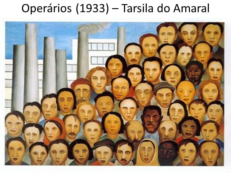Operários (1933) – Tarsila do Amaral