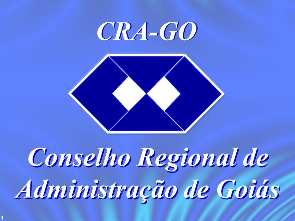 1 Conselho Regional de Administração de Goiás CRA-GO