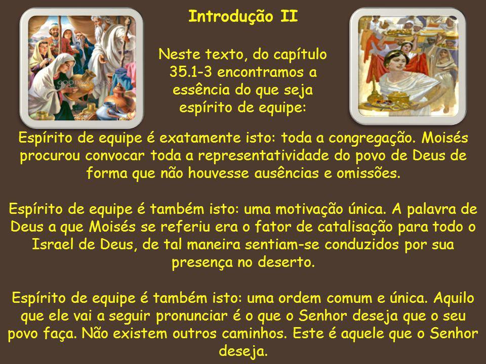 Introdução III A própria Bíblia nos declara que nada é impossível ao que crê .