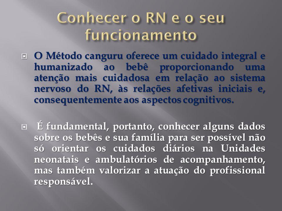 Em muitas UTIN os RN são expostos a uma iluminação excessiva e constante para facilitar a observação dos profissionais da saúde.
