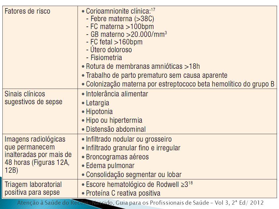 Atenção à Saúde do Recém-Nascido, Guia para os Profissionais de Saúde – Vol 3, 2ª Ed/ 2012
