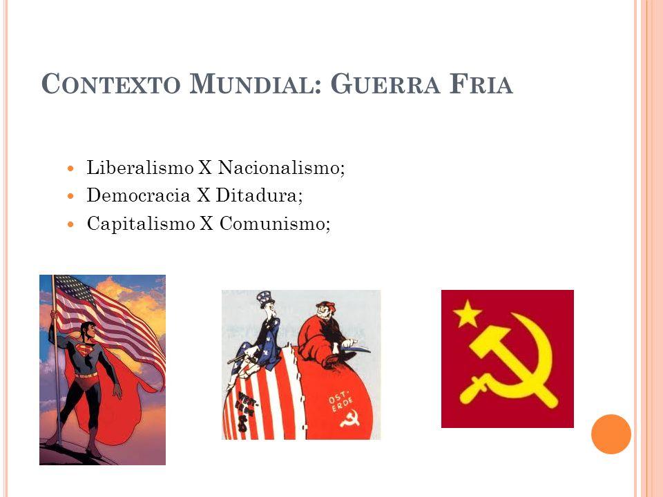 G OVERNO E URICO G ASPAR D UTRA (1945 A 1950) As eleições de 1945: Fator incômodo para as elites: PCB elegeu 15 deputados e 1 senador Eurico Gaspar Dutra (PSD-PTB)- 55% Brigadeiro Eduardo Gomes (UDN) - 35% Iedo Fiúza (PCB)- 10%