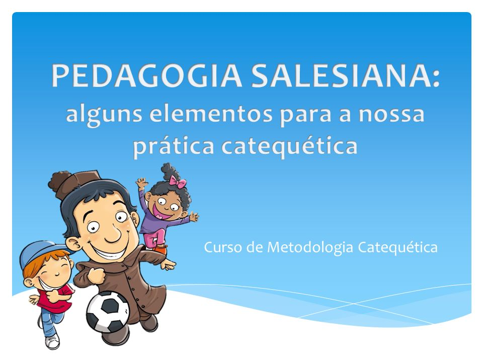 Curso de Metodologia Catequética