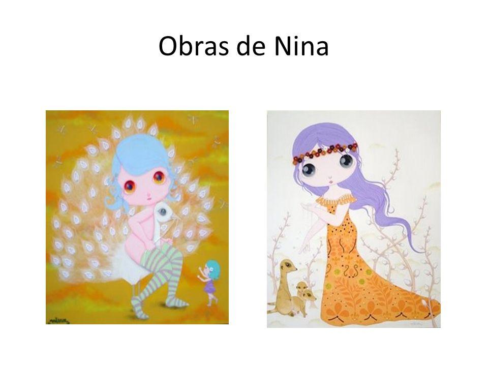 Obras de Nina