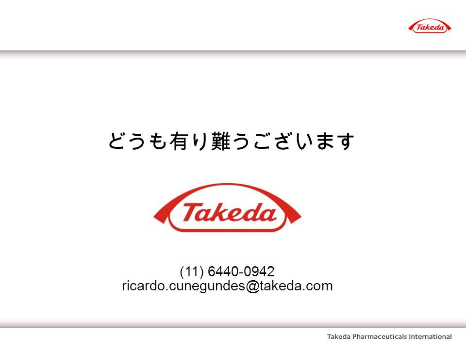 (11) 6440-0942 ricardo.cunegundes@takeda.com
