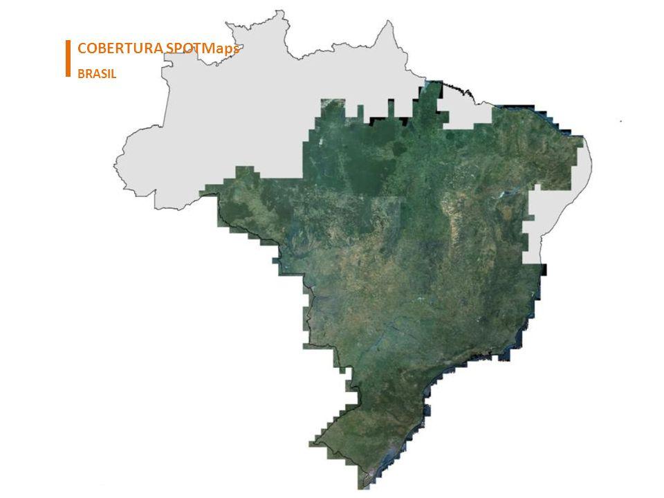 BRASIL COBERTURA SPOTMaps