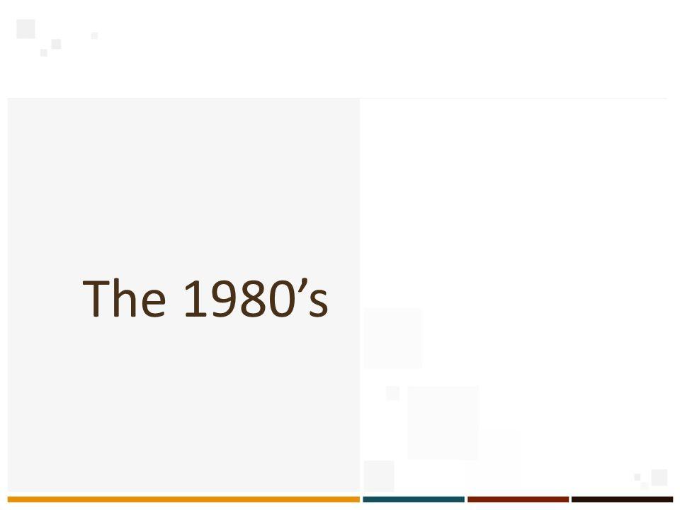 1980s - The Brazilian Context 1.