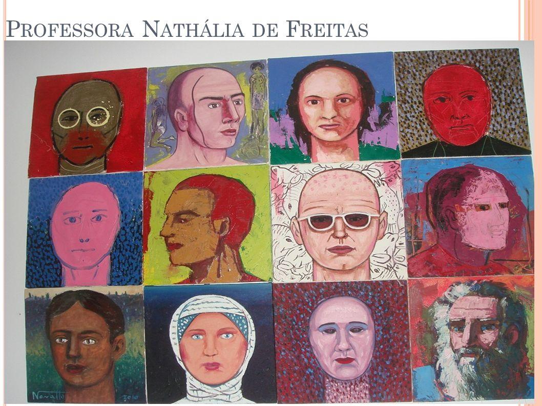 P ROFESSORA N ATHÁLIA DE F REITAS
