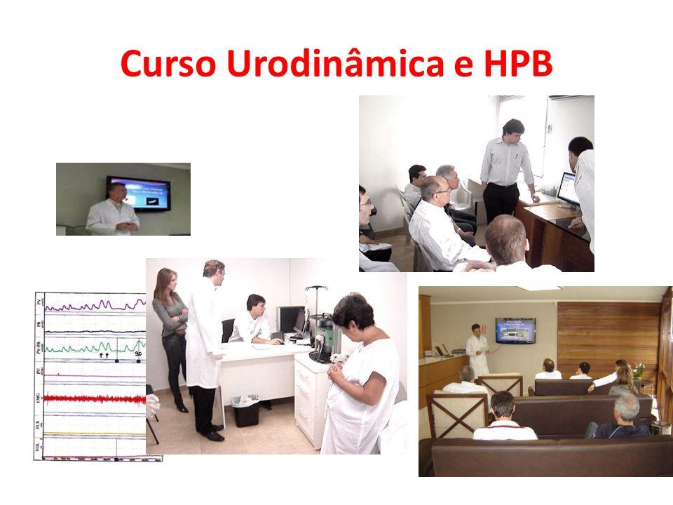 Curso Urodinâmica e HPB