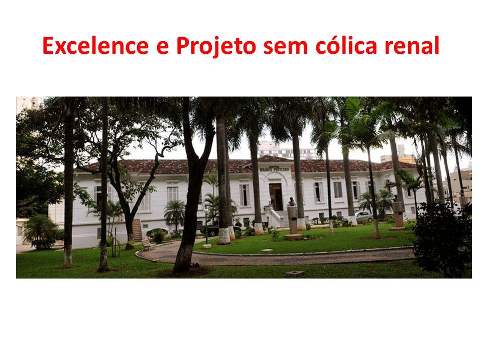 Excelence e Projeto sem cólica renal