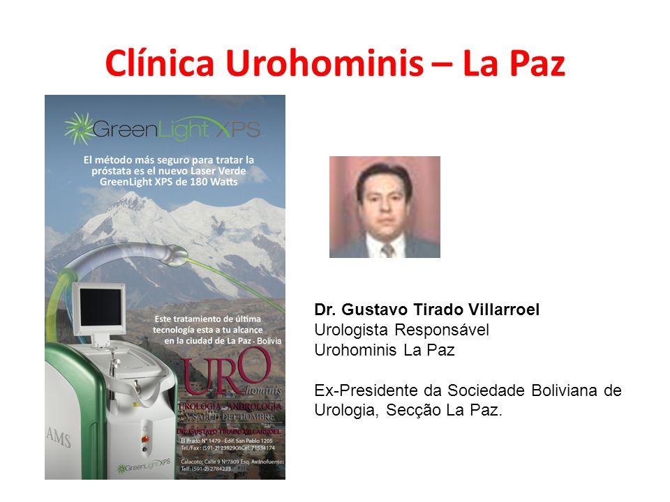 Clínica Urohominis – La Paz Dr.