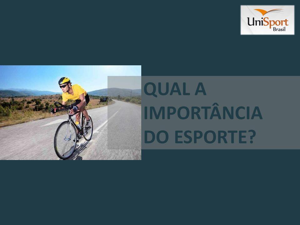 Não é só ganhar medalhas Não é só encher o brasileiro de orgulho O ESPORTE é um importante componente da educação de um povo O esporte socializa o cidadão O esporte precisa ser implantado desde a escola básica