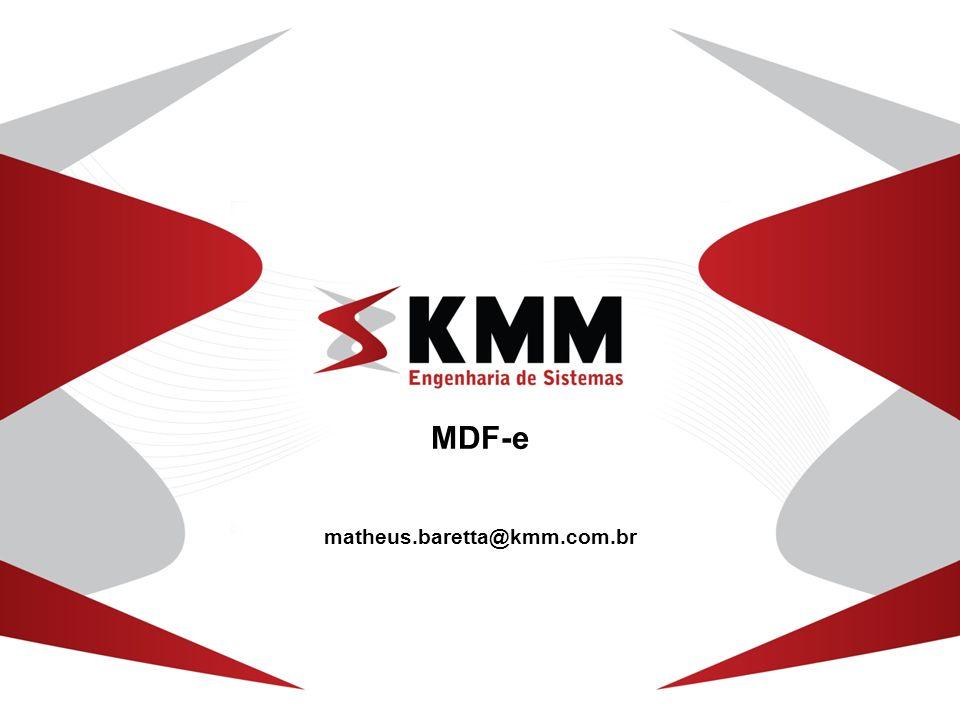 MDF-e matheus.baretta@kmm.com.br
