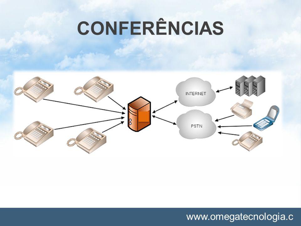 www.omegatecnologia.c om CONFERÊNCIAS