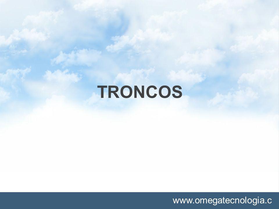 www.omegatecnologia.c om Tipos de tronco de Telefonia SIP PBX/IP SIP