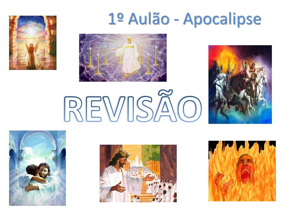1º Aulão - Apocalipse