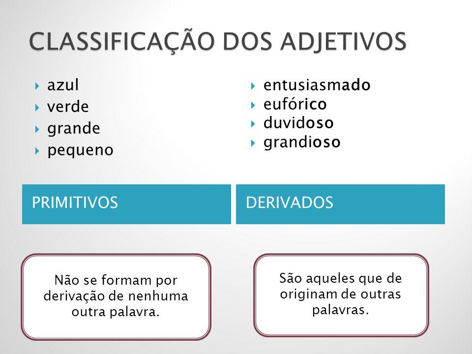 SIMPLESCOMPOSTOS belo azul sul-americano socioeconômico afrodescendente Formados por um só radical.