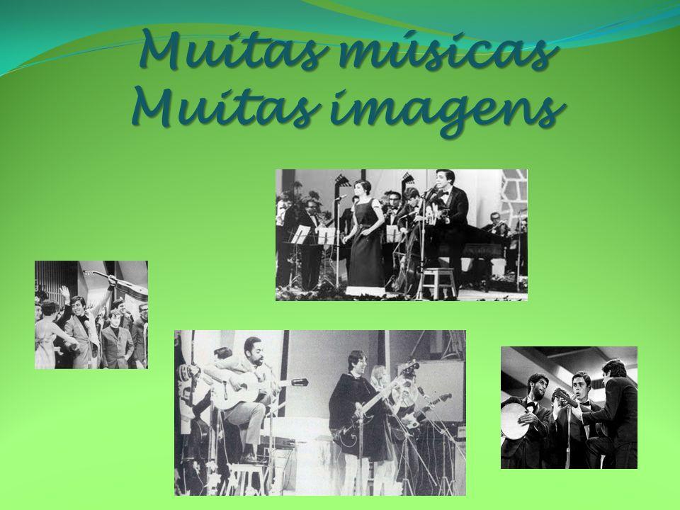 Muitas músicas Muitas imagens