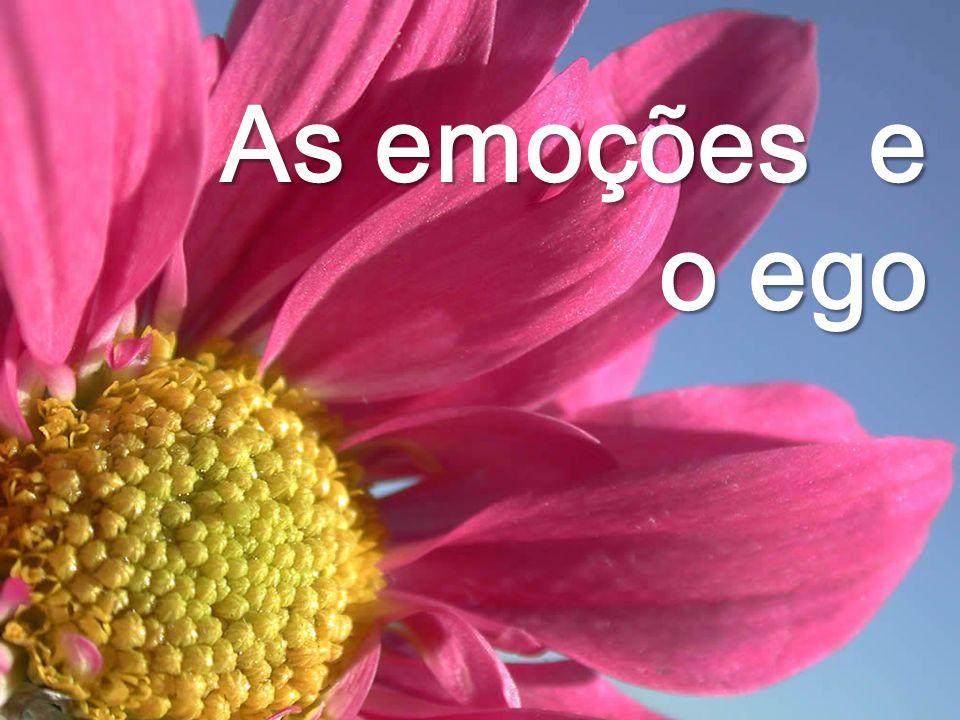 As emoções e o ego