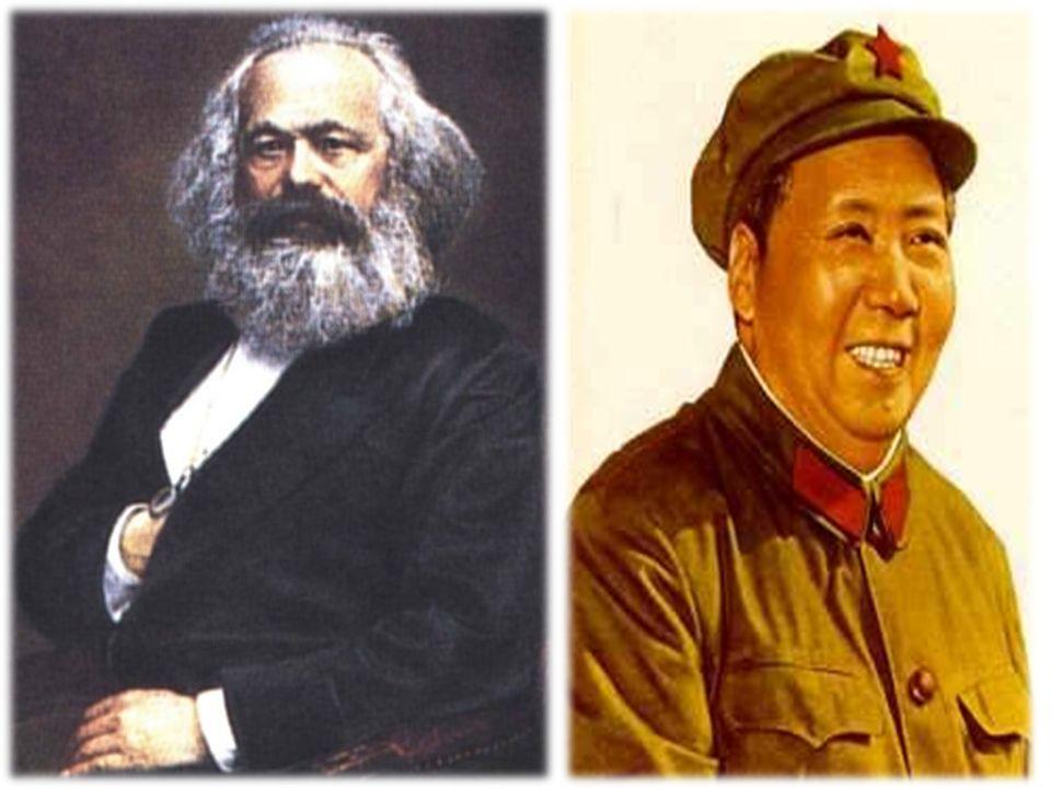 Nacionalistas X Comunistas 1925 – morte de Sun Yat-sen.