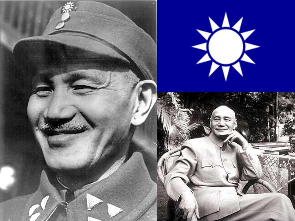 Guerra Civil Chinesa – KMT vs PCCh Chiang Kai-shek apoiou-se nos senhores da guerra; Comunistas derrotados nas grandes cidades (Xangai e Pequim) Retiraram- se para o campo (Montanhas de Kiangsi); 1931 – Proclamaram a República Soviética da China; 1931 – Invasão Japonesa na Manchúria (Manchucuo); Kai-shek iniciou uma violenta ação militar contra os comunistas em Kiangsi; 1934 – A longa Marcha (leste para o noroeste);