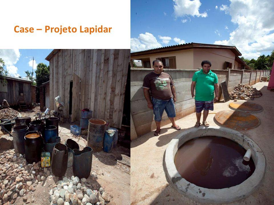 Case – Projeto Lapidar