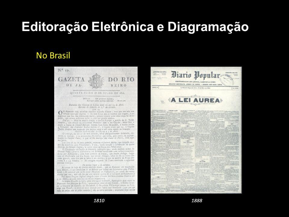 Editoração Eletrônica e Diagramação No Brasil 18101888