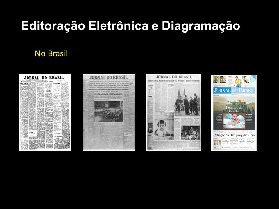 Editoração Eletrônica e Diagramação No Brasil
