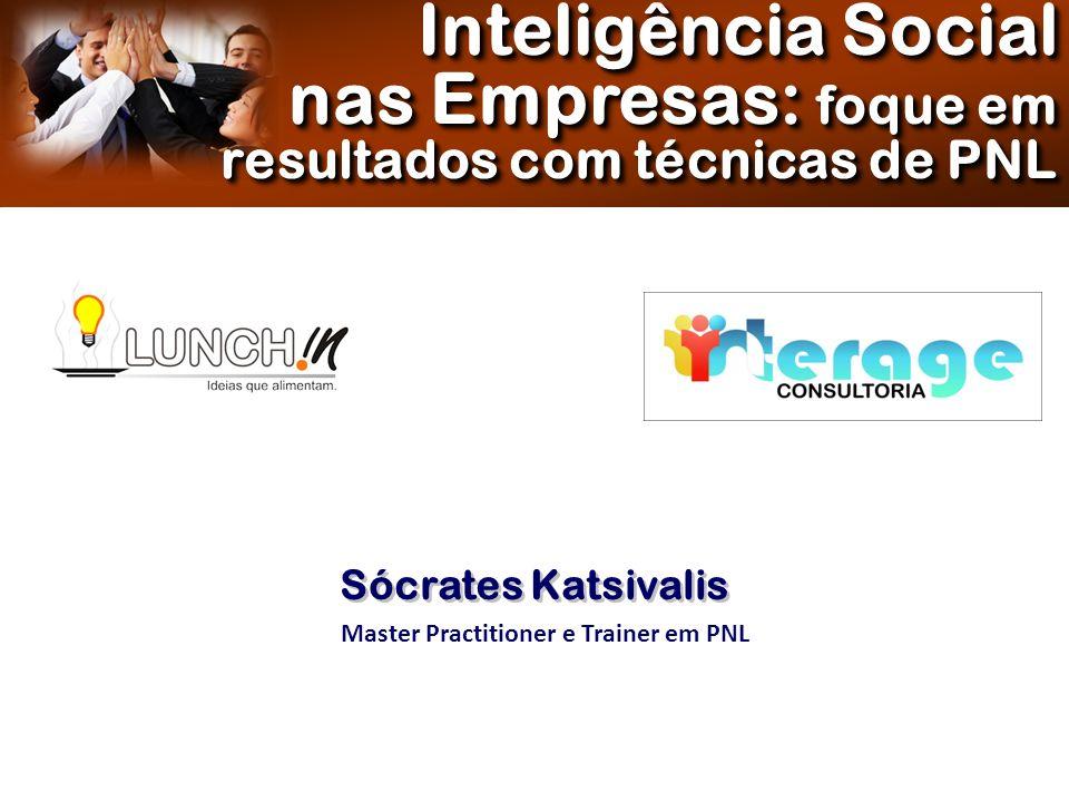 2012 © Copyright Interage 2 Inteligência Social nas Empresas O Instrutor Analista de sistemas Consultor de empresas 15 anos de experiência como palestrante e facilitador em vendas, liderança, PNL, atendimento a cliente, etc.