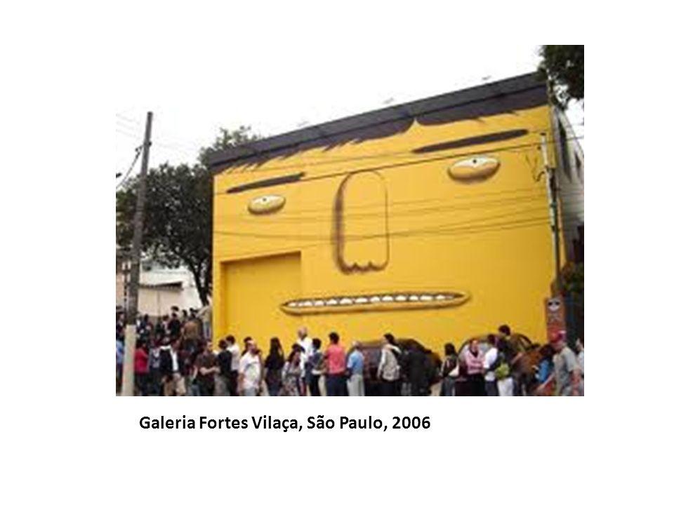 Galeria Fortes Vilaça, São Paulo, 2006