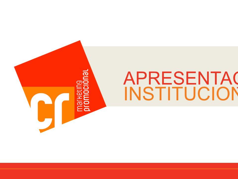 A CR Marketing Promocional foi fundada em abril de 2010 e desde então atua em todo o território nacional desenvolvendo ações promocionais e eventos corporativos.