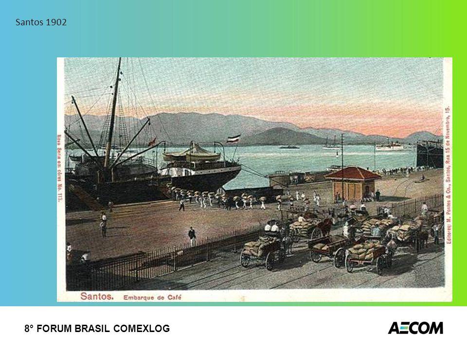 8° FORUM BRASIL COMEXLOG Santos 1902