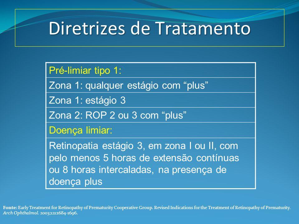 Tratamento de RN prematuro no CC (HRAS)