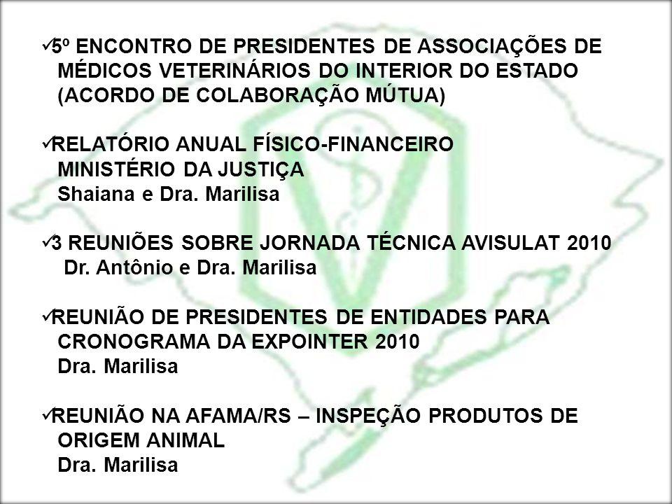 COMISSÃO DAS MULHERES PRODUTORAS RURAIS – FARSUL Dra.