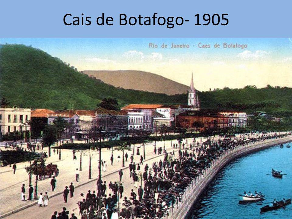 Cais de Botafogo- 1905