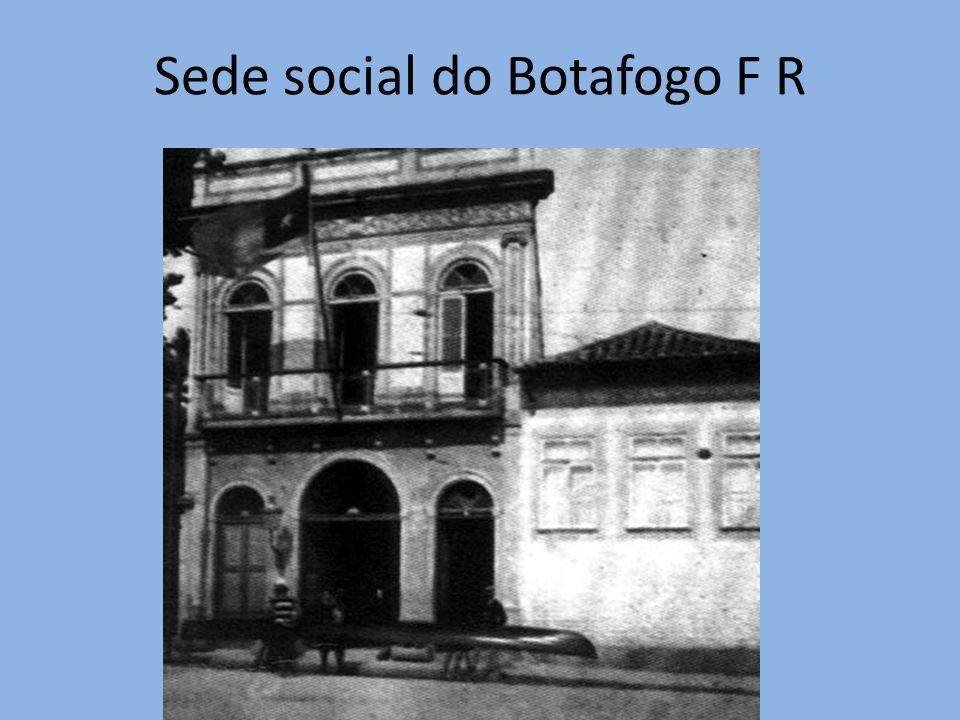 Sede social do Botafogo F R