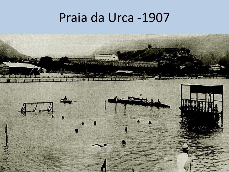 Praia da Urca -1907