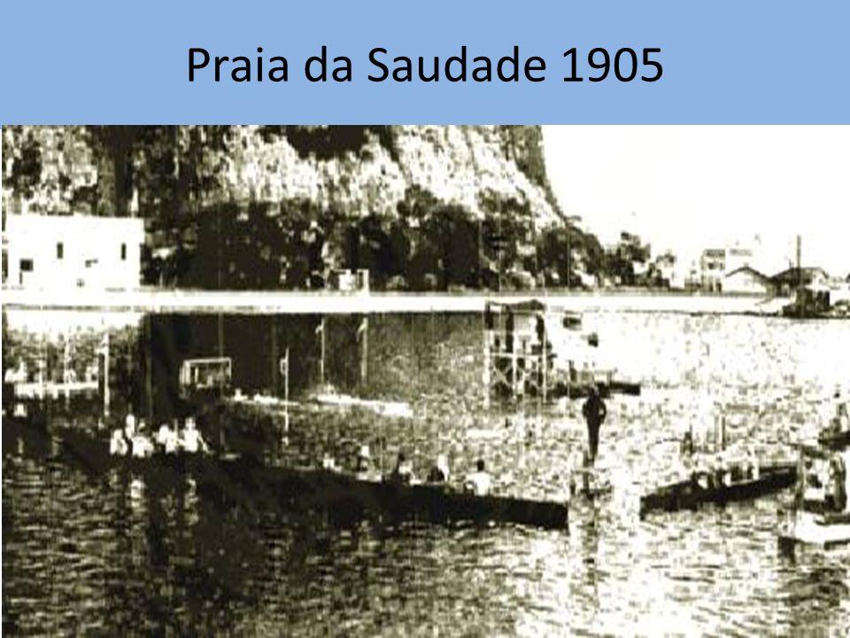 Praia da Saudade 1905