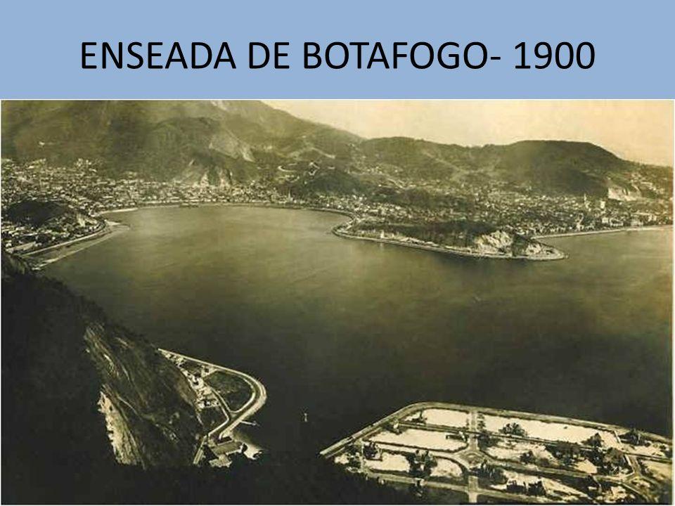 ENSEADA DE BOTAFOGO- 1900