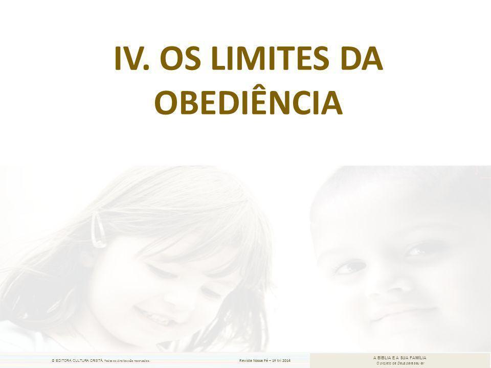 © EDITORA CULTURA CRISTÃ.Todos os direitos são reservados.