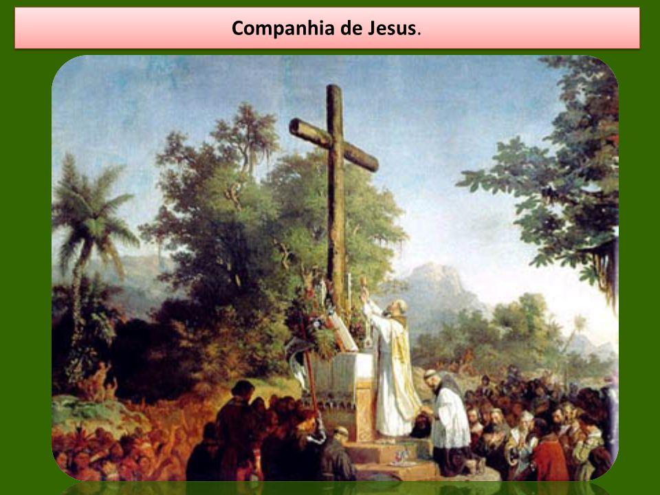 Companhia de Jesus.